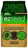 Scotts EZ Seed Patch and Repair Bermudagrass, 10 lb. - Combination Mulch, Seed, and Fertilizer - Tackifier Reduces Seed Wash-Away - Even Grows in Scorching Heat - Covers up to 225 sq. ft.