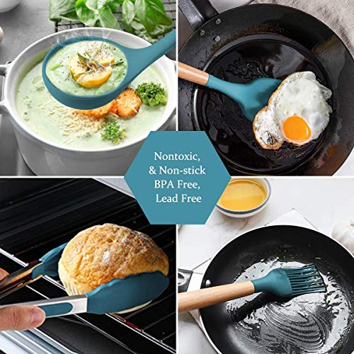 Best Non-Stick Spoon Spatula Set for kitchen