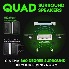 Nakamichi-Shockwafe-Ultra-924-Channel-1000W-Dolby-Atmos-Soundbar-with-Dual-10-Subwoofers-Wireless-4-Rear-Surround-Effects-Speakers-Enjoy-Plug-and-Play-Explosive-Bass-High-End-Cinema-Surround