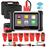 Autel MaxiPRO MP808K Automotive Diagnostic Scan Tool with Key Fob Programming, Active Tests, OE-Level All Systems Diagnosis, Auto VIN, Oil Reset, SAS, EPB, TPMS, DPF, Same with MaxiSys MS906