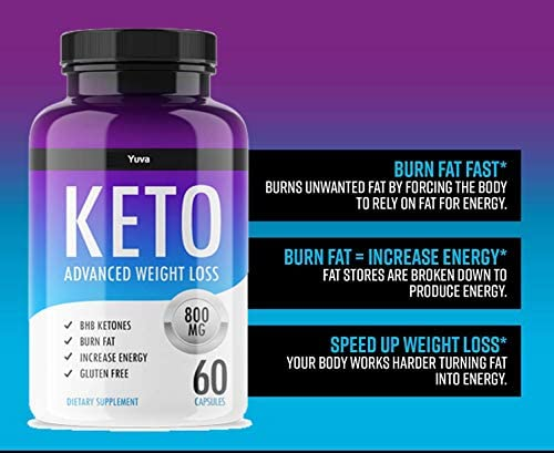 QFL Yuva/QFL Keto Diet Pills-exogenous ketones - Utilize Fat for Energy with Ketosis - Boost Energy & Focus, Manage Cravings, Support Metabolism - Keto BHB Supplement for Women and Men - 90 Day Supply 6