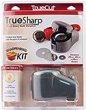 The Grace Company 0339222 TrueSharp Power Rotary Blade Sharpener