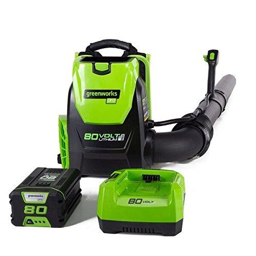 Greenworks BPB80L2510 80V 145MPH -...