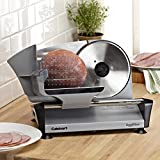 Cuisinart Professional Meat Slicer - Brushed & Stainless Steel