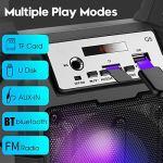 Infinizy (Best Karaoke Speaker) Portable...