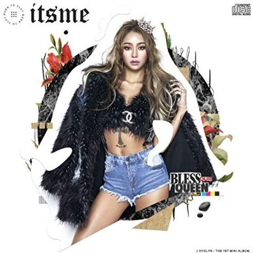 ヒョリン (Sistar) 1stミニアルバム