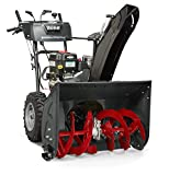 "Briggs & Stratton 27"" Dual-Stage Snow Blower w/ Heated Hand Grips, Electric Start, and 250cc Snow Series Engine, Elite 1227 (1696815)"