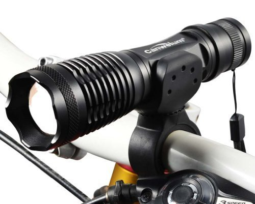 95133b3472a Canwelum Super-bright Cree LED Bike Light