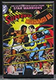 Superman vs. Muhammad Ali Comic Book Cover Refrigerator Magnet.