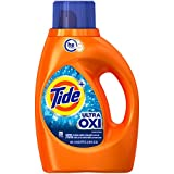 Tide OXI + Plus Advanced Power, HE Ultra Concentrate (46 Fl.Oz)