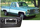 Custom Autosound Stereo compatible with 1973-1988 Chevrolet Truck, USA-630 II High Power 300 watt AM FM Car Stereo/Radio