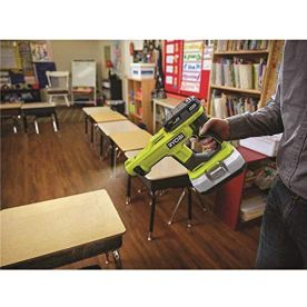 RYOBI-ONE-18V-Cordless-Handheld-Electrostatic-Sprayer-Kit-with-2-20-Ah-Batteries-and-Charger