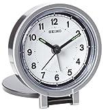 Seiko QHT011KLH Travel Analog Clock