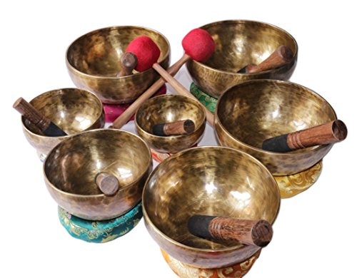 Chakra Healing Singing Bowl