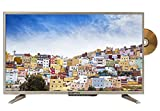 Sceptre E328GD-SR 32' 720p LED TV, Gold