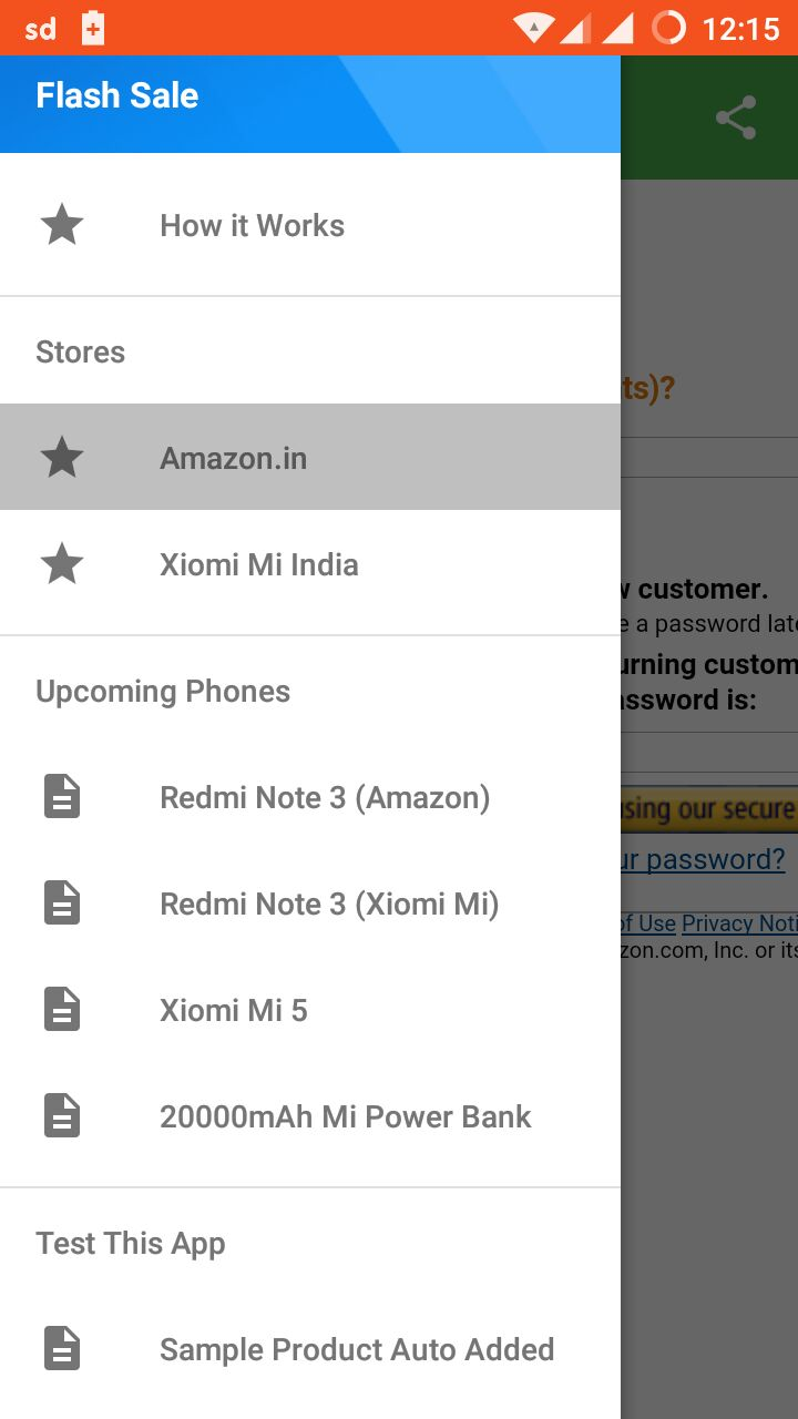 Amazon Com Flash Sale Appstore For Android