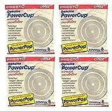 32 Presto Genuine Powercup Power Cup Microwave Popcorn Popper Concentrator-09964