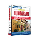 Pimsleur Hungarian Basic Course - Level 1 Lessons 1-10 CD: Learn to Speak and Understand Hungarian with Pimsleur Language Programs (1)