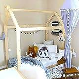 House Bed Frame Toddler Bed PREMIUM WOOD