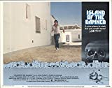 """Who Can Kill a Child? (aka Island of the Damned) 1976 Authentic 11"""" x 14"""" Original Lobby Card Fine, Very Fine Prunella Ransome Horror"""