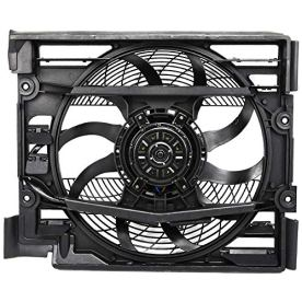BOXI-Condenser-Cooling-Fan-Assembly-for-BMW-5Series-E39-1997-1998-BMW-528i-28L-1997-1998-BMW-540i-44L-Replaces-64548380780-621204-BM3113110