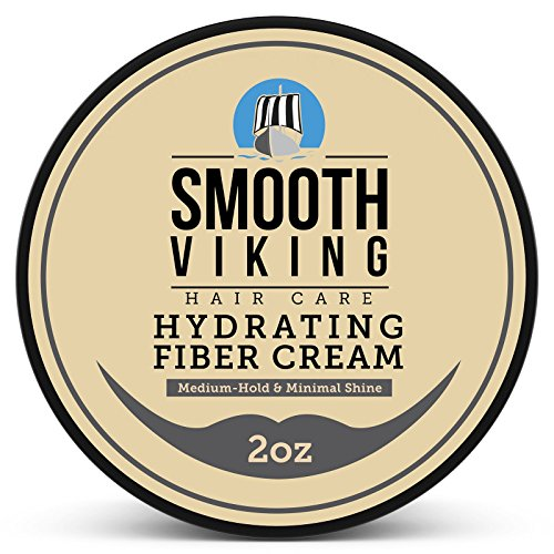 Hair Styling Fiber for Men - Pliable Molding Wax Product with Medium Hold & Minimal Shine