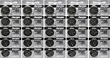 25 Energizer 2032 Battery CR2032 Lithium 3v (5 Packs of 5)