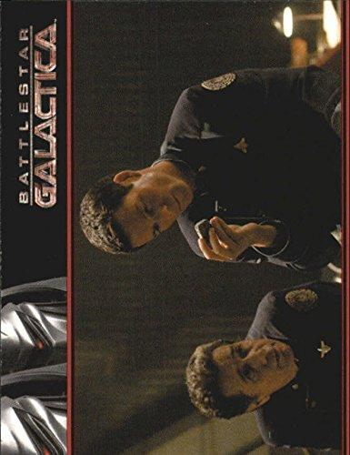 2006 Battlestar Galactica Season One #61 The Hand of God - NM-MT