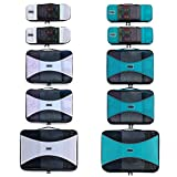 PRO Packing Cubes for Travel - Luggage Organizer Bags, Accessories - Ultralight