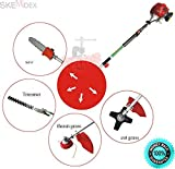 SKEMIDEX---Lawn Mower Riding Lawn Mower Lowes Lawn Mower Walmart Lawn Mower Home Depot Gas Lawn Mower Lawn Mower and 4 in 1 Gas Pole Saw Multi Yard Chainsaw Hedge Trimmer line Trimmer Brush Cutter