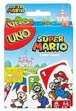 UNO Card Game Super Mario