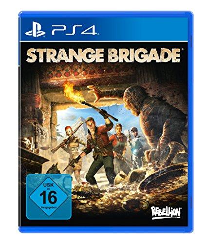 Strange Brigade Essentials – [Playstation 4]