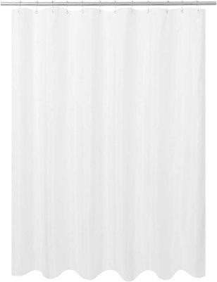 N&Y HOME Ultimate Waterproof Fabric Shower Curtain