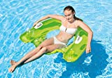 Intex Sit N Float Inflatable Lounge, 60' X 39' (Colors May Vary)(2 Pack)