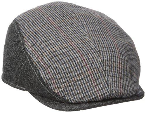 51Mlb2lHpdL Wool driving cap Printed pattern lining
