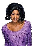 Rubie's Fabulous 50's Dream Girl Wig, Black, One Size