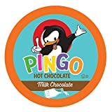 Pingo Single-Cup Hot Cocoa for Keurig K-Cup Brewers, Milk Chocolate, 100 Count