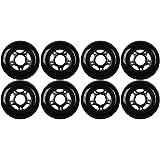 KSS Outdoor Asphalt Formula 89A Inline Skate X8 Wheels