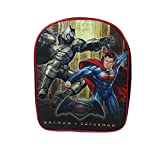 Batman Vs Superman Tmbmvsm001003 31 Cm/6 Litre Plain Value Children's Backpack