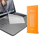 UPPERCASE Ghostcover Premium Ultra Thin Keyboard Protector for MacBook Pro with Function Keys 13', No Touch Bar (2016 2017 2018, Apple Model Number A1708)