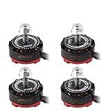 4pcs EMAX RS2205-S 2300KV Brushless Motor for X210 QAV250 QAV300 FPV Racing Drones Multirotor Quadcopter
