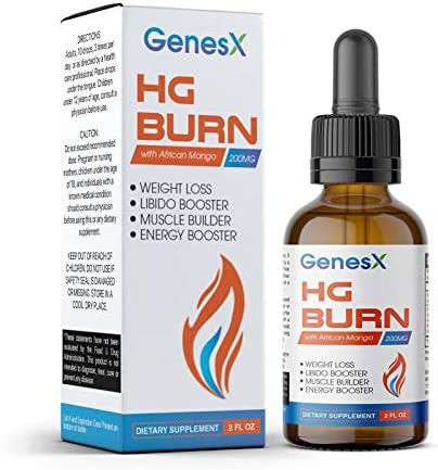 Genesex Metabolism Booster Drops Burn Bure Belly Fat, Increase Muscle, Reduces Aging, Increases Energy and Improves Mood Naturally. Weight Loss Drops Boost Metabolism That Slows with Age. Diet Drops 3