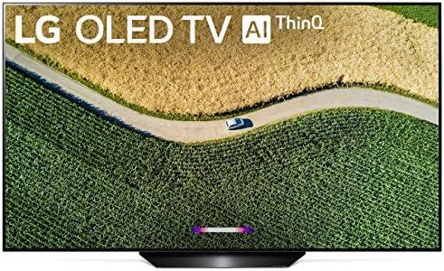 LG OLED55B9PUA B9 Series 55″ 4K Ultra HD Smart OLED TV (2019)