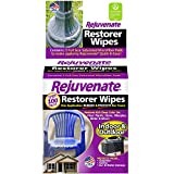 Rejuvenate Pre-Saturated Restorer Wipes Penetrating Formula Restores Shines and Protects Faded, Oxidized, Sun-Damaged Outdoor Surfaces – 5-Pack