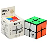 cuberspeed Moyu Weipo 2x2 Black Speed Cube 2x2x2 Weipo Speed Cube
