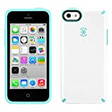 Speck Candyshell Case for Apple iPhone 5c (White/Blue)