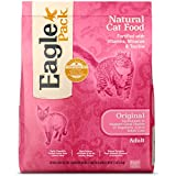 Eagle Pack Natural Pet Food Dry Cat Food, Adult Health Formula, 12-Pound Bag