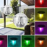 KAZOKU Solar Floating Pool Light,solar Powered LED Night Light Lamp Ball for Swimming Pool,garden and Party Decor Outdoor Waterproof Pond Path Landscape Lights