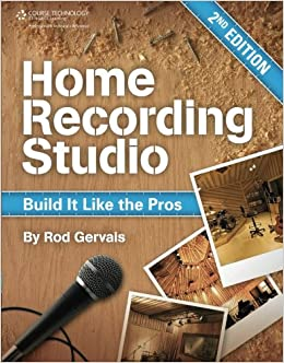 home recording studio capa