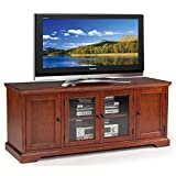 Product review for Leick Westwood Cherry Hardwood TV Stand, 60-Inch